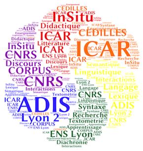 Nuage de mots ICAR