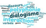 Colloque international « Les voix en dialogue : hétérogénéité énonciative et discours en interaction » (03-05/07/2019)