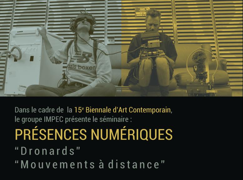 Séance spéciale du séminaire IMPEC – Biennale d'art contemporain de Lyon (14/12/2019)